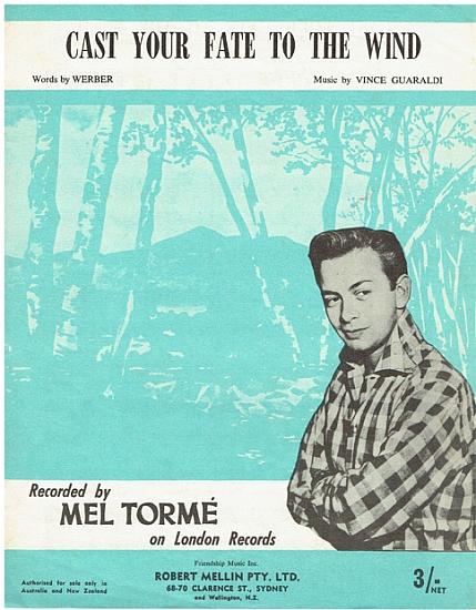 TORME MEL 1963