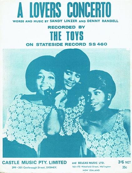 TOYS 1965