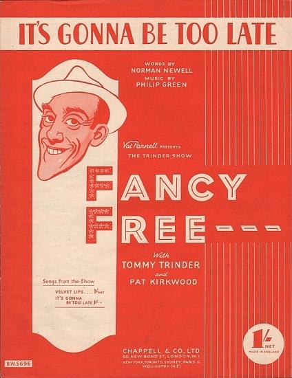 TRINDER TOMMY 1951