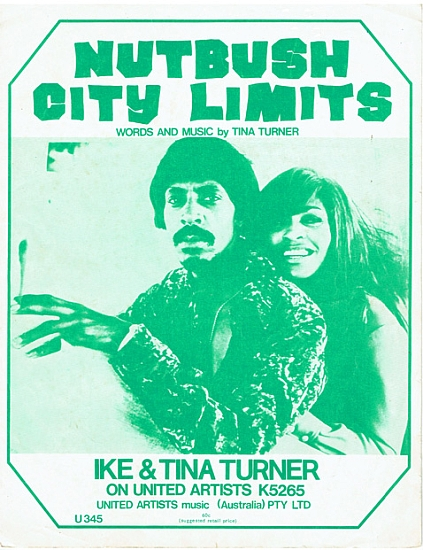 TURNER IKE AND TINA 1973