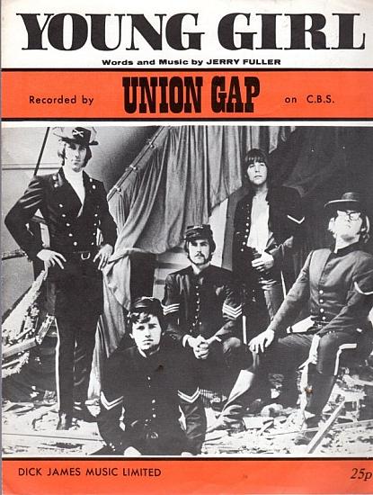 UNION GAP 1968