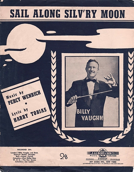 VAUGHN BILLY 1958