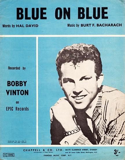 VINTON BOBBY 1963