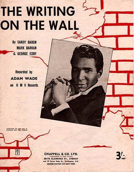 WADE ADAM 1961