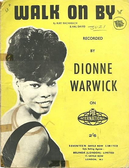 WARWICK DIONNE 1964