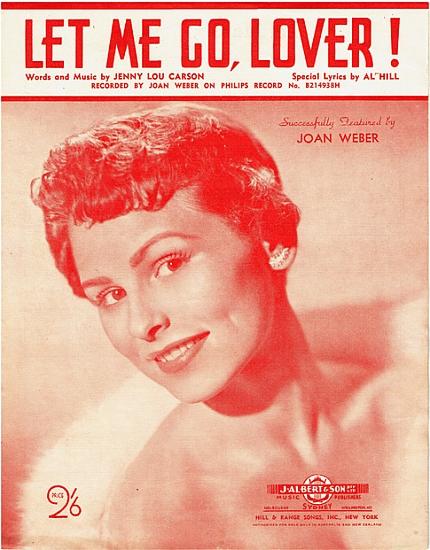 WEBBER JOAN 1955
