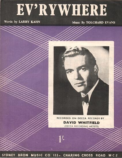 WHITEFIELD DAVIS 1965