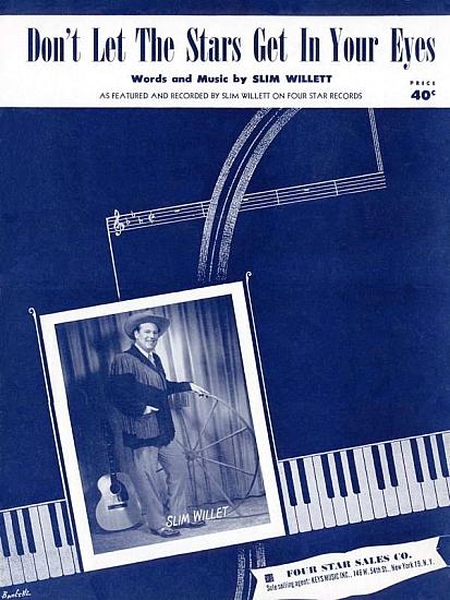 WILLET SLIM 1952