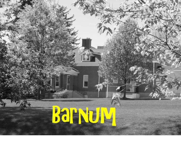 WS BARNUM HOUSE