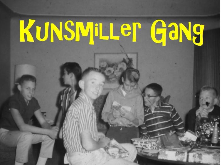 WS KUNSMILLER GANG