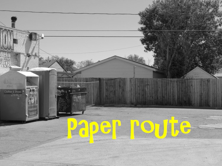 WS PAPER ROUTE