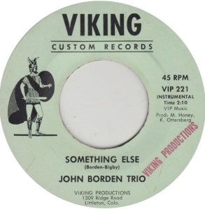BORDEN TRIO - VIKING 222
