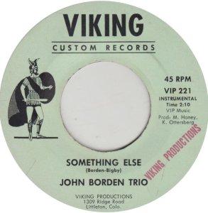 BORDEN TRIO - VIKING 222