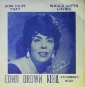BROWN EDNA 1963
