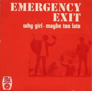 EMERGENCY EXIT 66