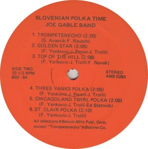 GABLE BAND JOE A (2)