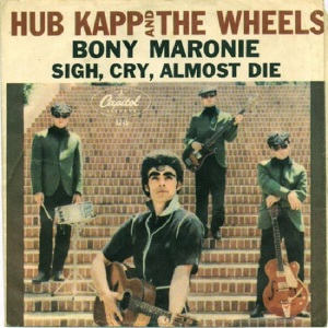 HUB KAPP WHEELS 64 XX