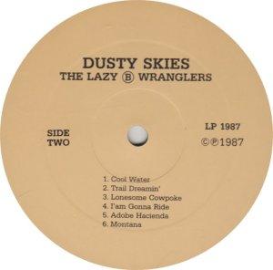 LAZY B WRANGLERS - 1987 A (2)