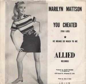 MATTSON MARILYN 67