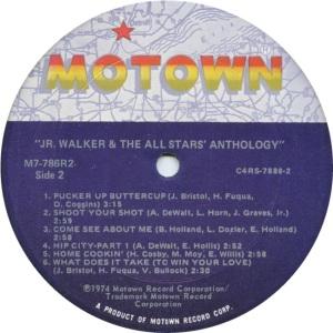 MOTOWN 786 D