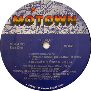 MOTOWN 847 C