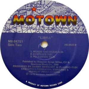 MOTOWN 847 D