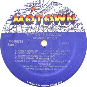 MOTOWN 867 D