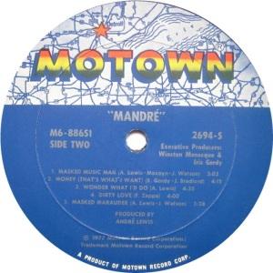 MOTOWN 886 D