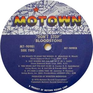 MOTOWN 909 D