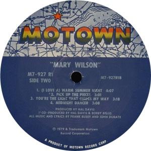 MOTOWN 927 D