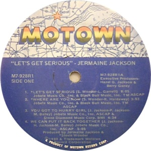 MOTOWN 928 C ONLY