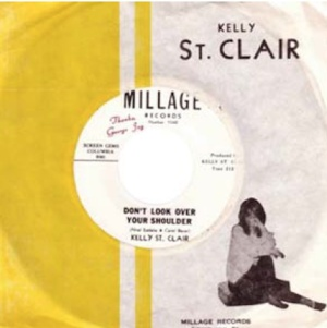 ST CLAIR KELLY - 58