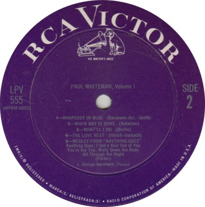 WHITEMAN PAUL - RCA 555 A (2)