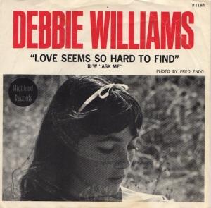 WILLIAMS DEBBIE 67 A
