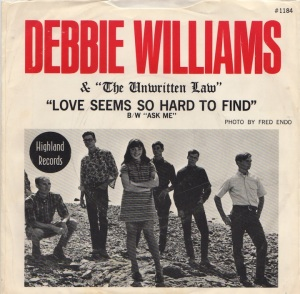WILLIAMS DEBBIE 67 B