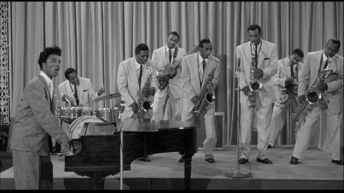 Little Richard with His Upsetters