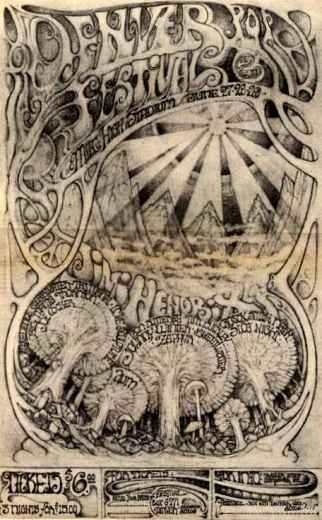 Denver Pop Festival - 1969
