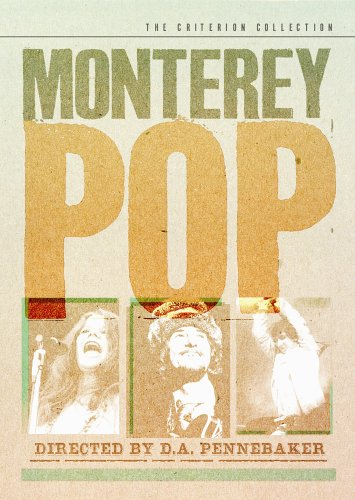 Monterey Pop - The Movie