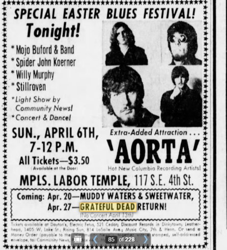 Image result for aorta band poster