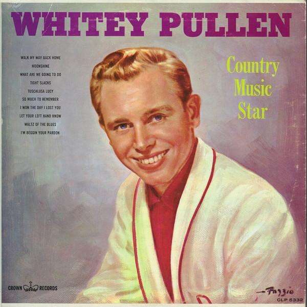 Whitey Pullen - Tuscaloosa Lucy
