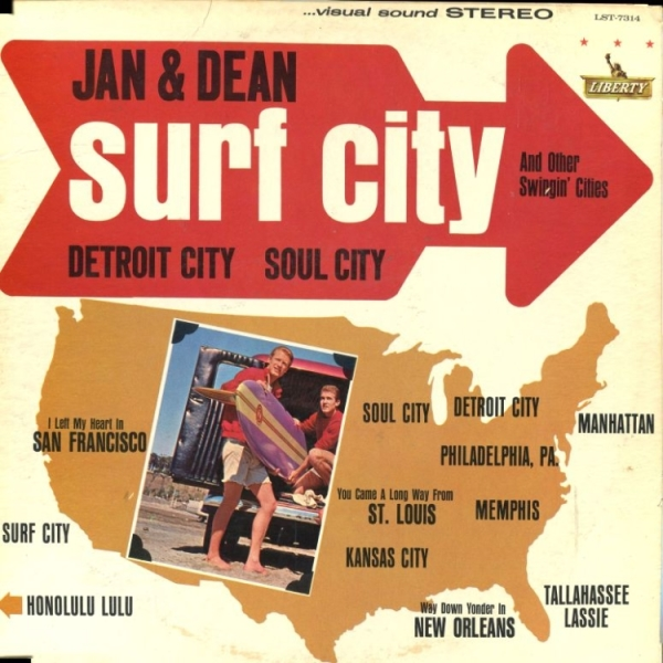 Jan Amp Dean Surfin Wild