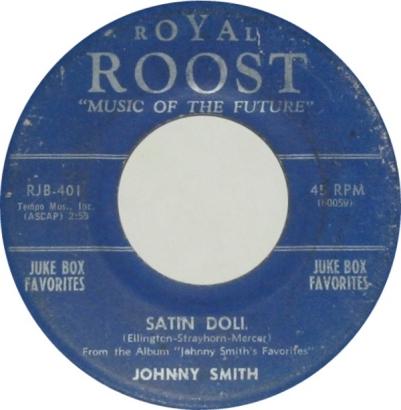 Johnny Smith - Moods With Johnny Smith Guitar