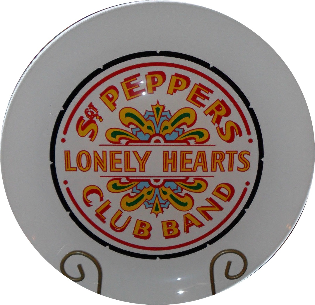 The Beatles And Sgt Pepper S Popboprocktiludrop