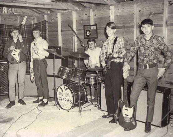 Colorado Garage Bands from the 1950's and 1960's