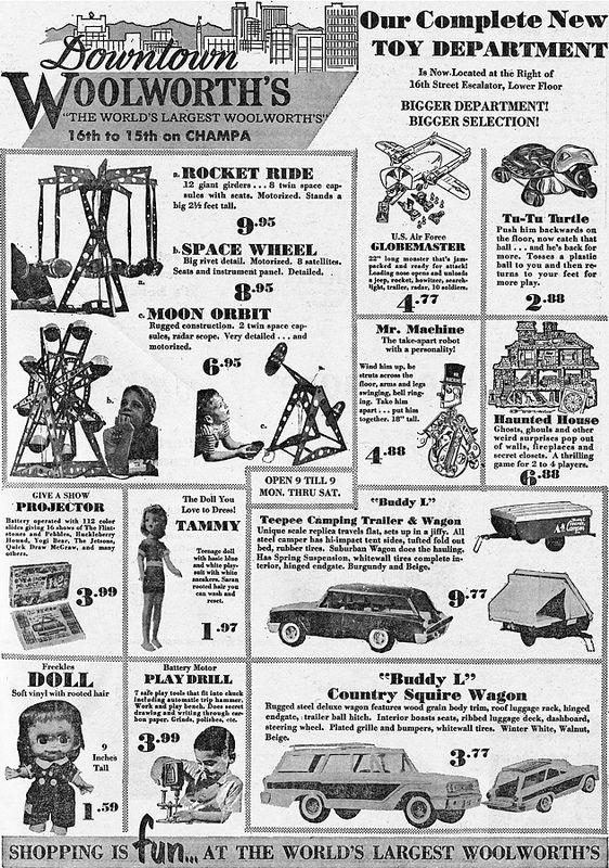 Denver Memories 1960 S And 50 S Popboprocktiludrop