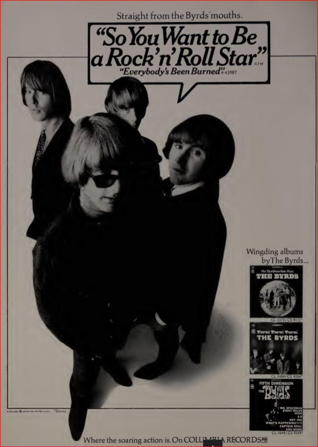 Hit Parade Trade Ads 1967 Part 1 Popboprocktiludrop