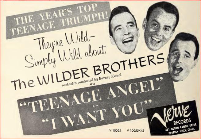 Cash Box Magazine Trade Ads 1957 Part 1 Popboprocktiludrop