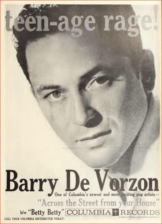 Barry De Vorzon   PopBopRocktilUDrop