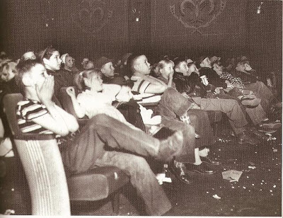 Image result for saturday matinee movie children crowd in the 1950