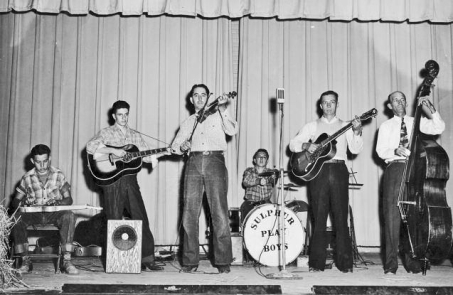 Image result for Charlie Broussard & the Sulphur Playboys